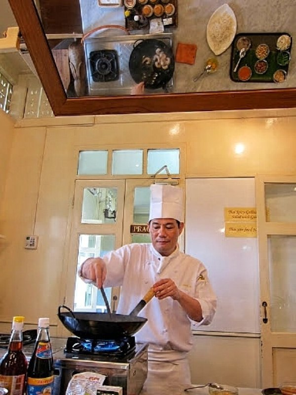 Foodicles Mandarin Oriental Bangkok Thai Cooking 5
