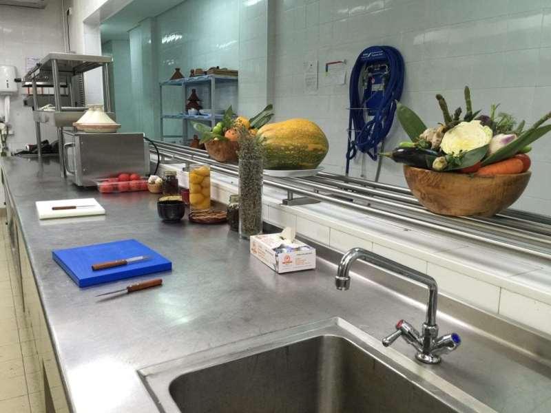 Foodicles Mandarin Oriental Marrakech Cooking Class 1