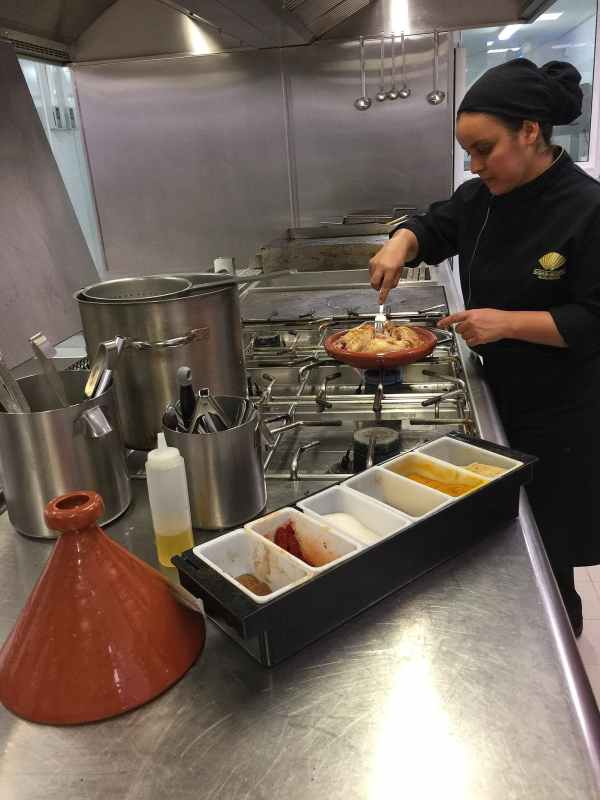 Foodicles Mandarin Oriental Marrakech Cooking Class 11