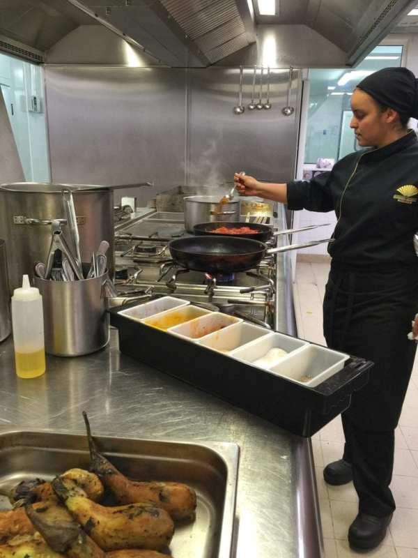 Foodicles Mandarin Oriental Marrakech Cooking Class 9