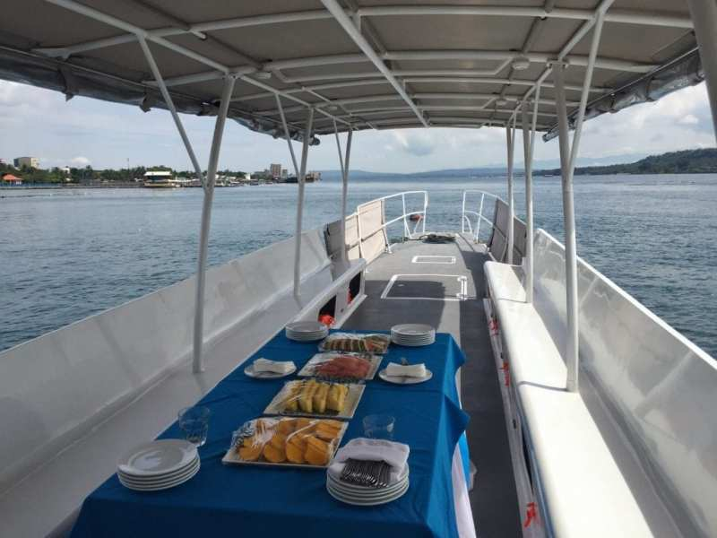 foodicles-pearl-farm-resort-5-private-boat-transfer
