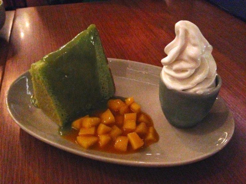 foodicles jp teres grand hyatt kuala lumpur pandan chiffon cake
