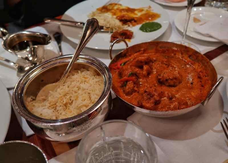 Tikka curry