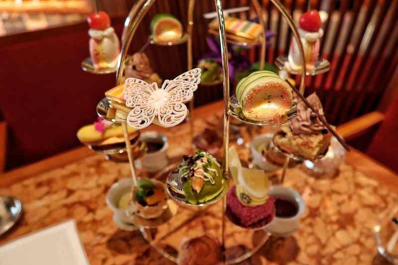 Peninsula Tokyo Afternoon Tea