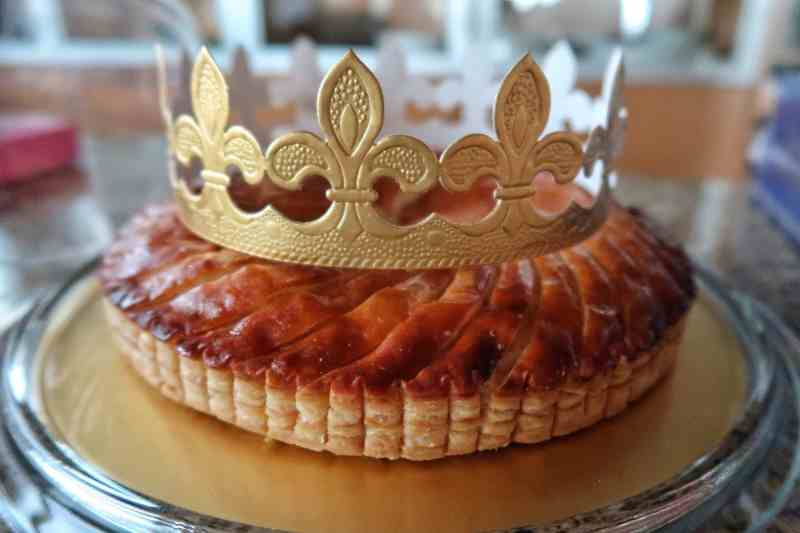 Galette des Rois King Cake