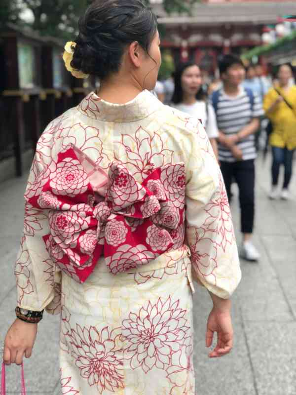 Kimono Experience in Tokyo