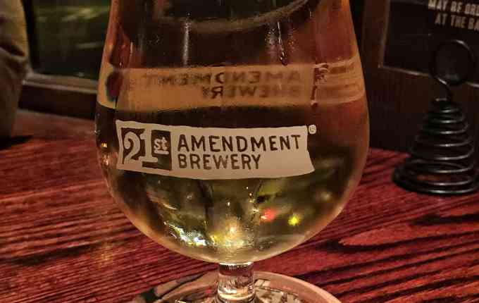 Cider on Tap in San Francisco