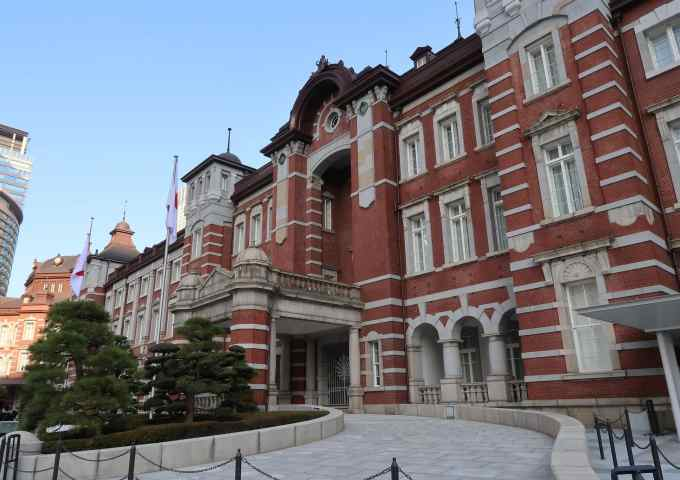 Explore Tokyo Station