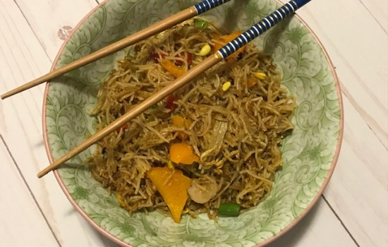 Best Singaporean Spicy Noodles