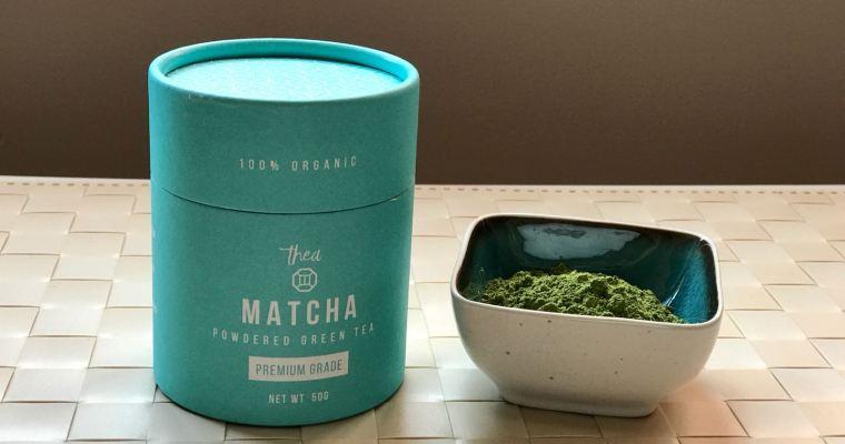 【Thea Matcha】抹茶吉士醬食譜