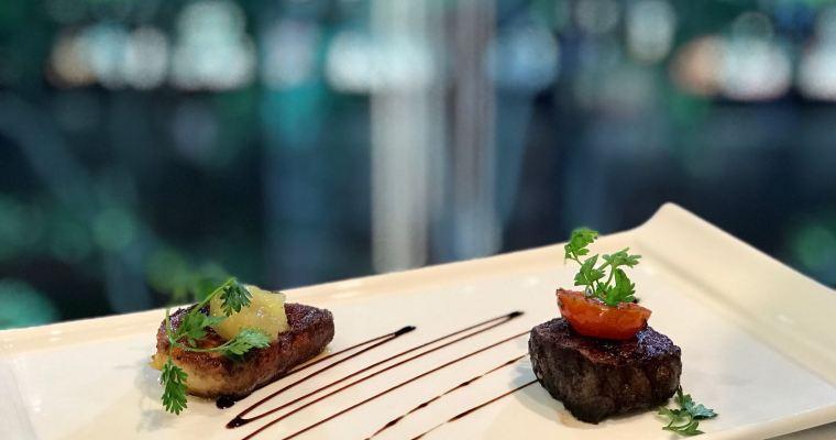 【Bistro on the Mile】鴨肝+頂級牛肉自助餐