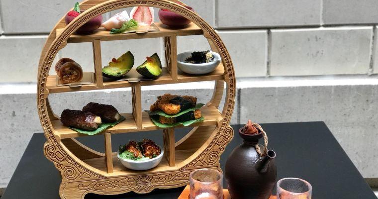 【Bistro Seoul】不喝茶.喝米酒