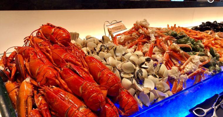 【港島太平洋酒店】$319任食海鮮及泰式美食