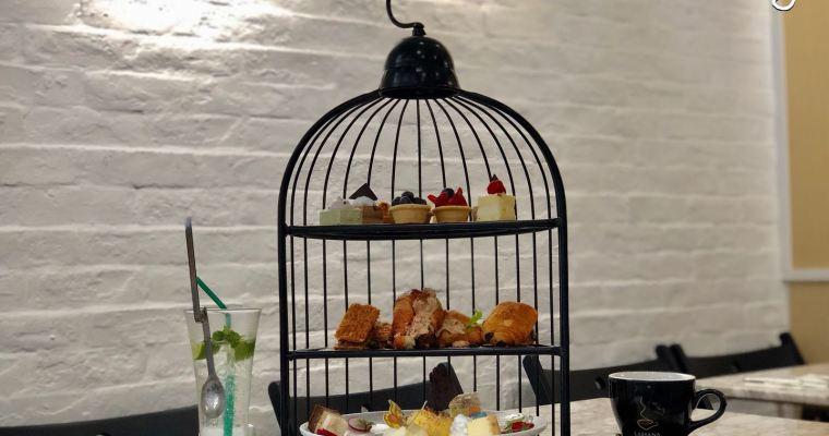 【The Pudding Nouveau】超吸引!法式下午茶Tea Set