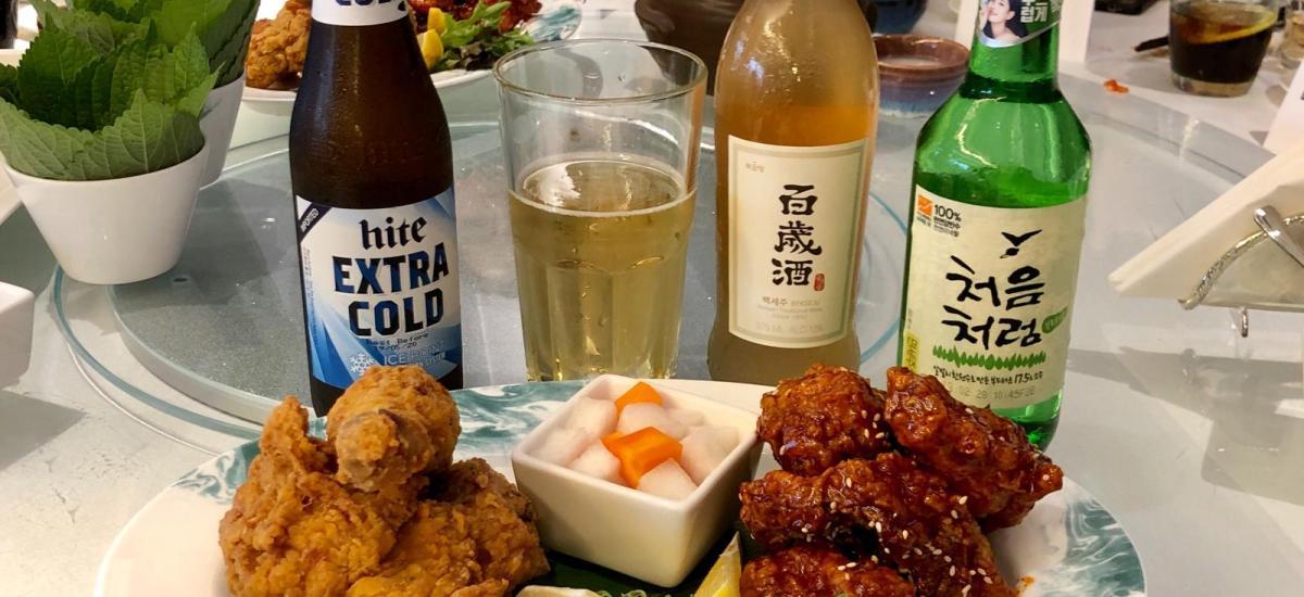 【翠園】叫人驚艷的韓國菜