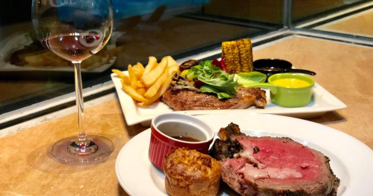 【Gold Coast Prime Rib】必吃高質燒牛肉套餐