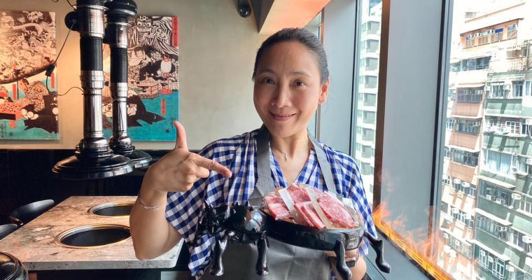 【燒鬼】銅鑼灣新店「燒鬼」☆ $298起任食刺身+燒肉