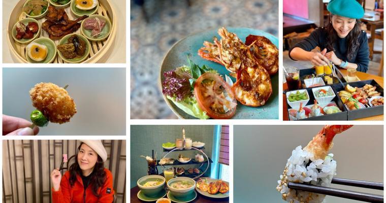 銅鑼灣利園走一轉   吃齊越中日式下午茶!