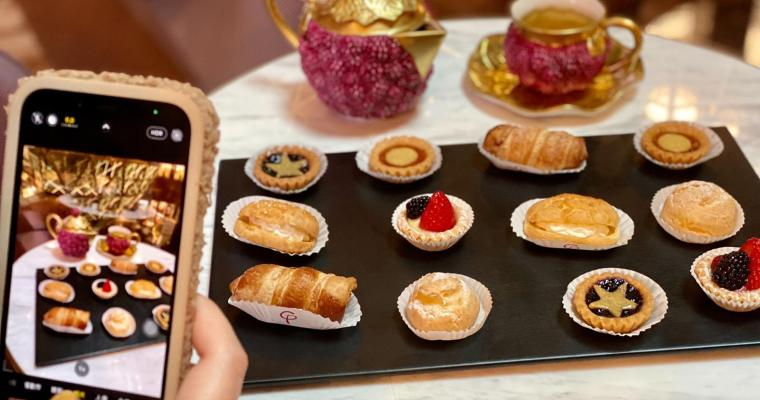 【Giovanni Pina】你以為只有甜點?No la,還有主食!
