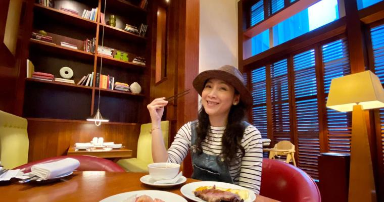 【Cafe, Hyatt Regency Tsim Sha Tsui】春日自助餐!必吃乳豬+活龍蝦+櫻花甜品