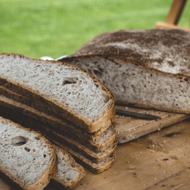 Whole wheat bread for Ramadan