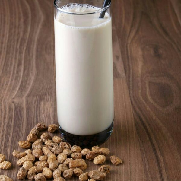 Aphrodisiac Kunu aya drink from tiger nut