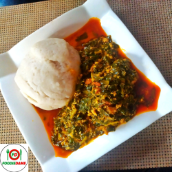 How to Prepare Pounded Yam with Food Processor