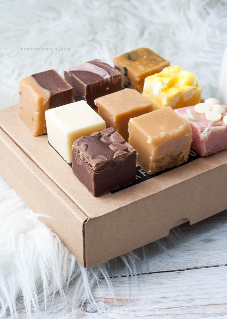 Food review: de handgemaakte fudge van Jack Fudge!
