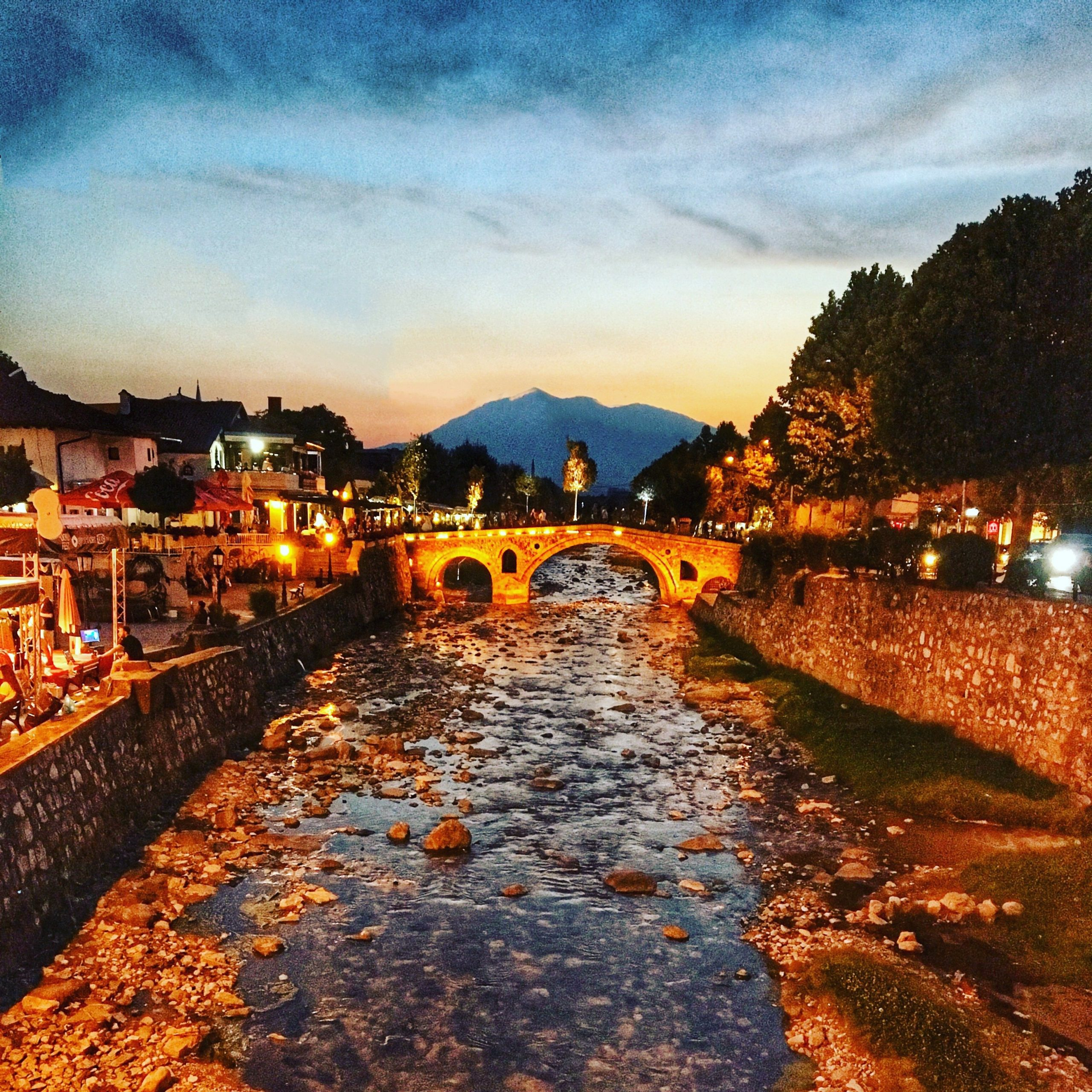 guide to prizren kosovo