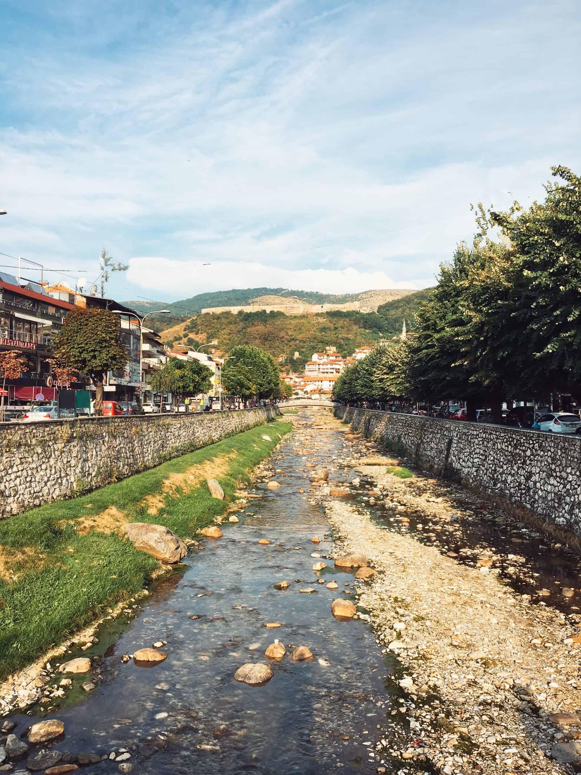 guide to Prizren, Kosovo