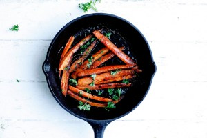 Food 52 Carrot Pomegranite