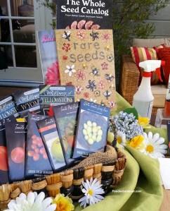 Organic vegetable seed sources foodie gardener blog