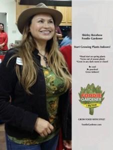 edible garden designer shirley bovshow foodie gardener grow food with style blog