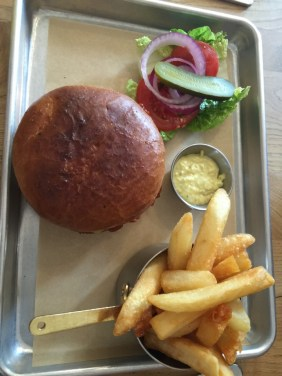 PK burger