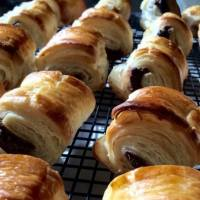 Easy, Mini Chocolate Croissants & Life is Bittersweet