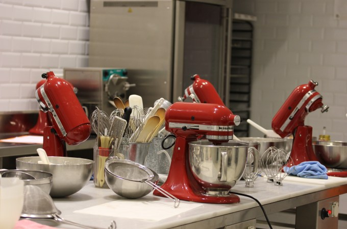 Kitchen Aids at Espai Sucre