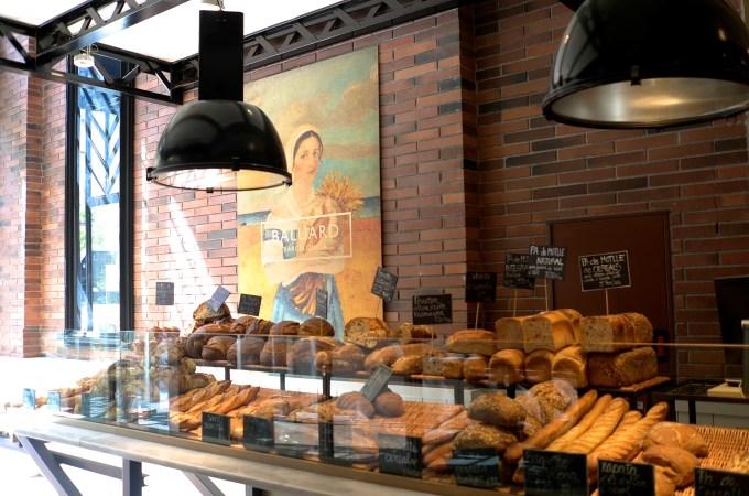 Praktik Hotel Bakery