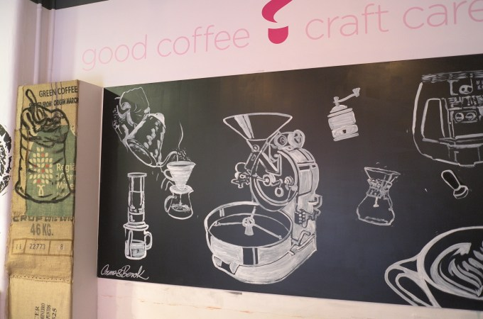 Onna Coffee, Craft Coffee