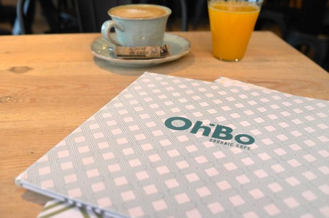 Oh Bo Cafe- organic restaurant Barcelona