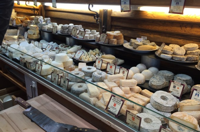 Androuet Fromager