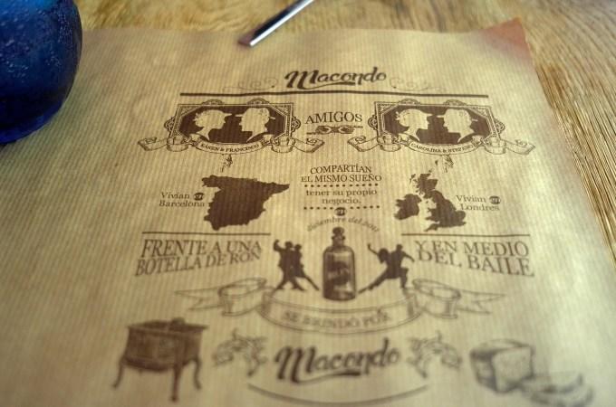 The story of Macondo