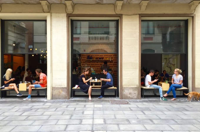Federal Cafe in El Barri Gotic