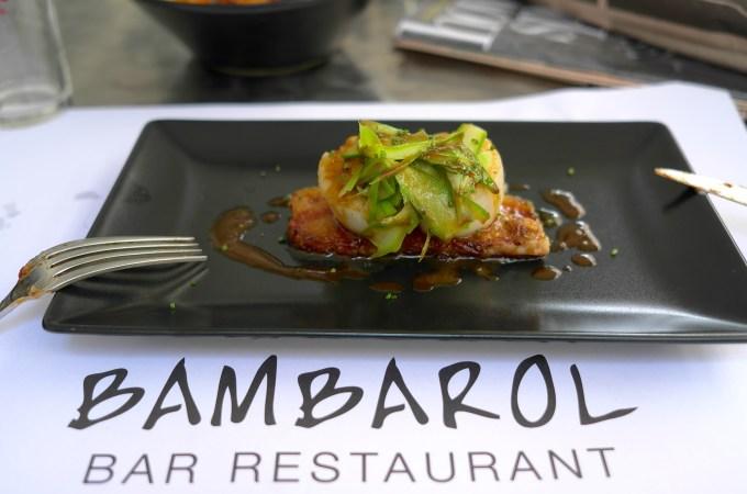 Scallops at Bambarol