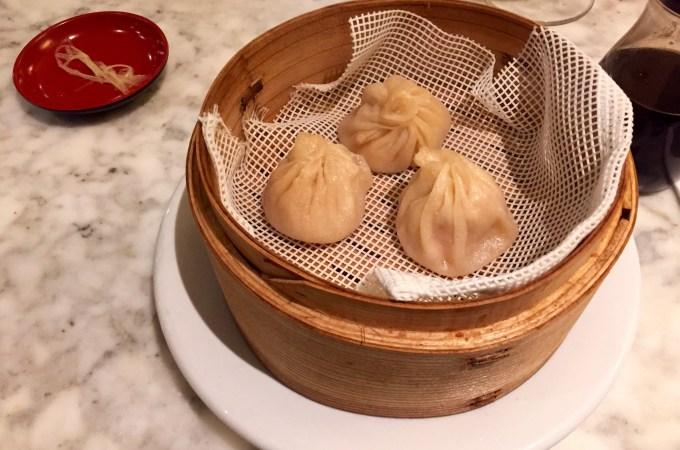 Shoronpo dumplings