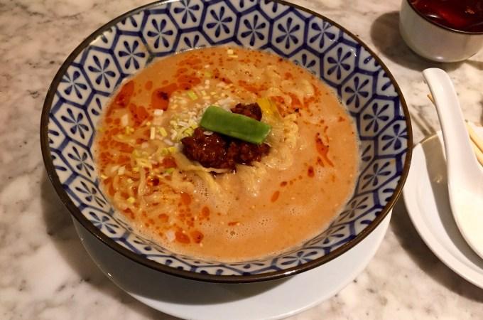 Tan Tan noodles