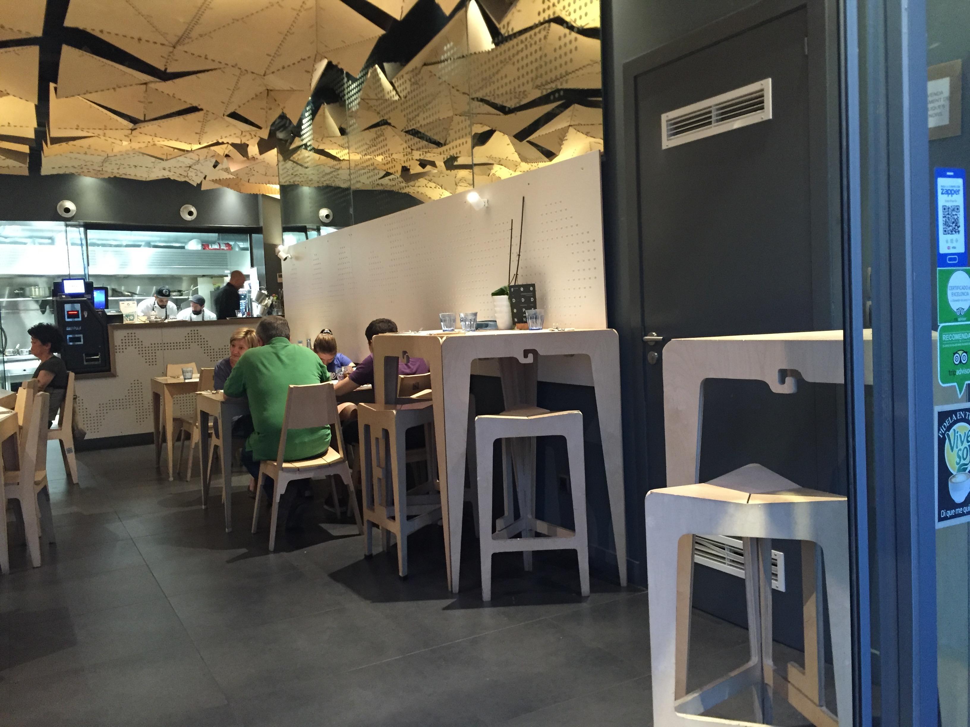 Interior at Leka