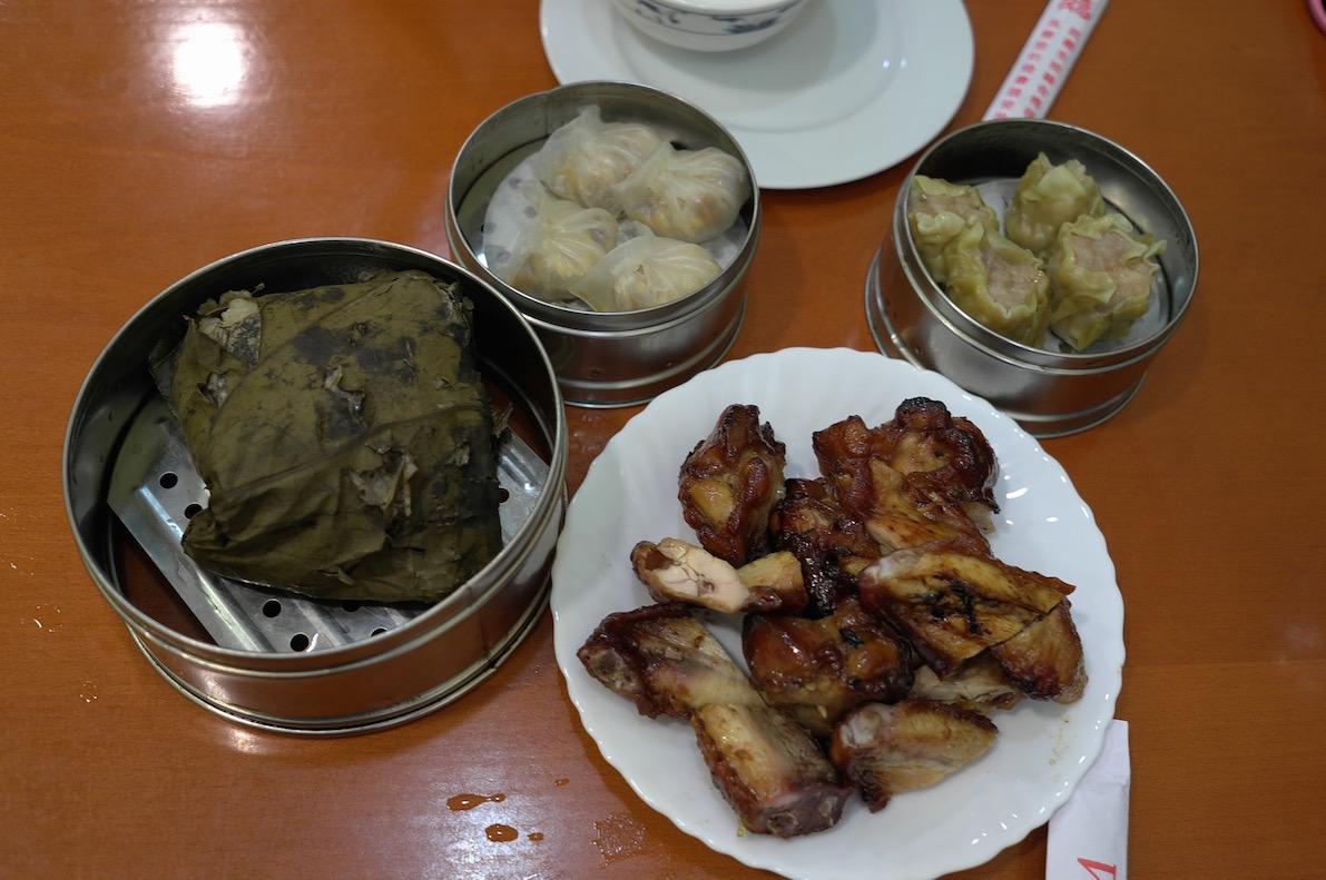 Dim sum at Dim Sum Cantonese