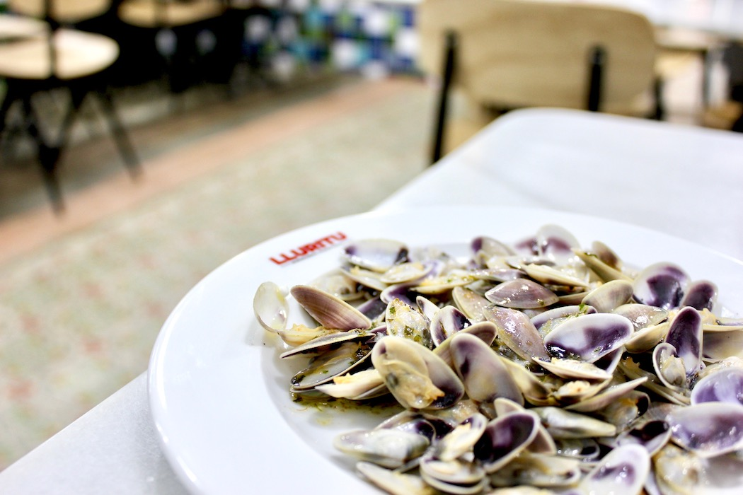 Small clams
