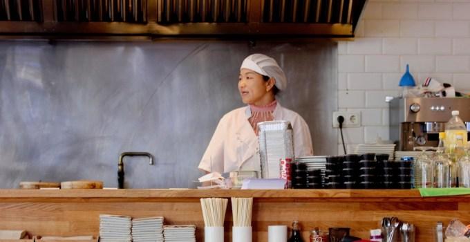 Gyoza Bar, Dumplings, Arc de Triomf