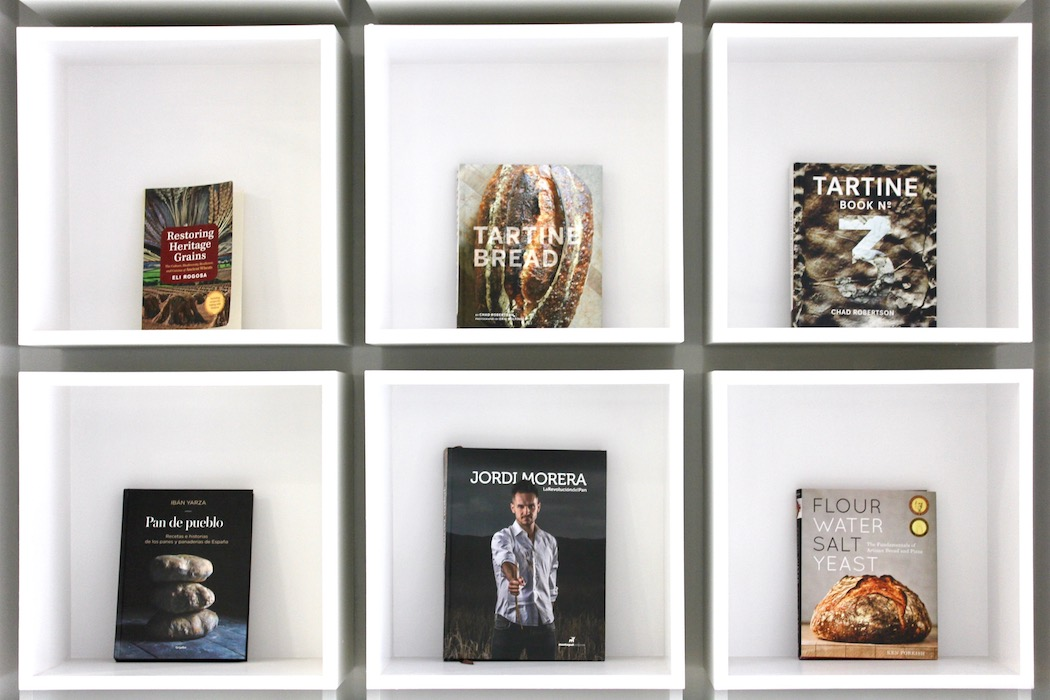 Baking books